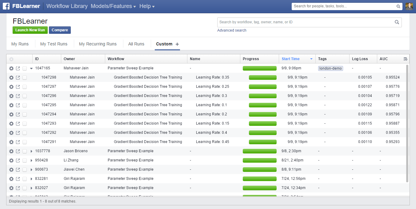Facebook details its company-wide machine learning platform