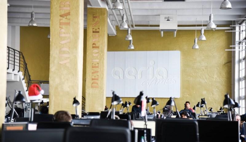 Aeria Games headquarters in Berlin