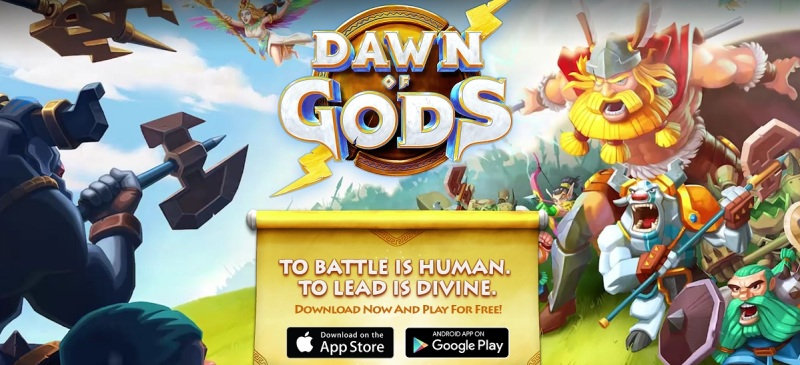Dawn of the Gods