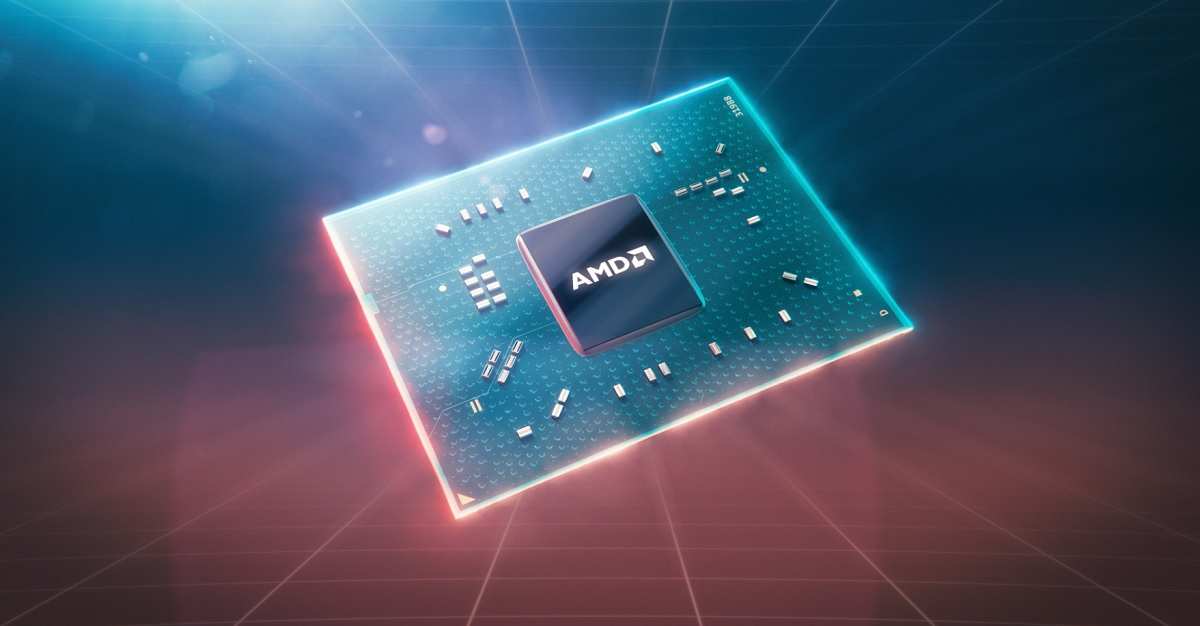 AMD 7th generation processor.