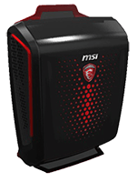 The Backpack PC from MSI can work as a desktop, but the company built it for you to wear.