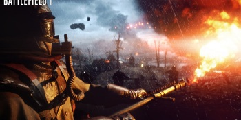 DICE general manager Patrick Bach left EA after Battlefield 1 shipped