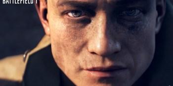 Battlefield 1's incredible cinematic trailer borrows 'The Spielberg Face'
