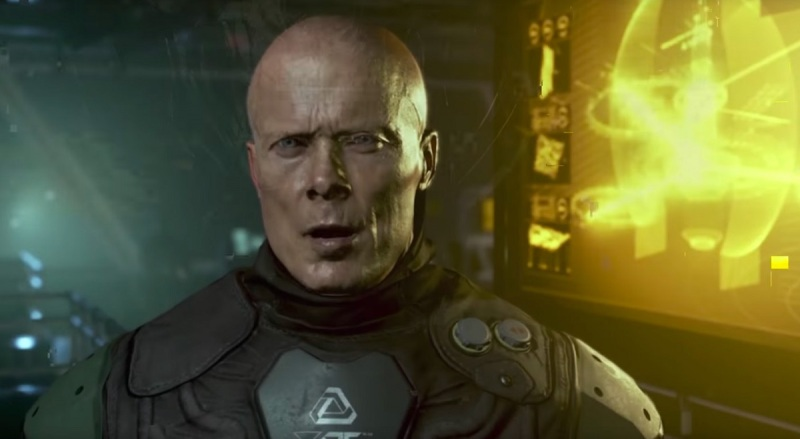 The leader of the Settlement Defense Front in Call of Duty: Infinite Warfare.
