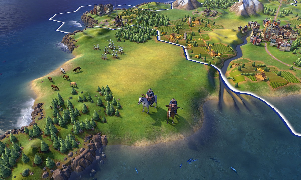 Hands-on with Civilization VI: This is a very different game