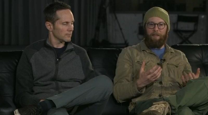 Taylor Kurosaki and Jacob Minkoff of Infinity Ward.