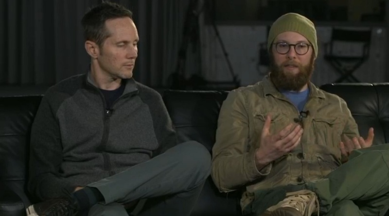 Taylor Kurosaki and Jacob Minkoff of Infinity Ward.
