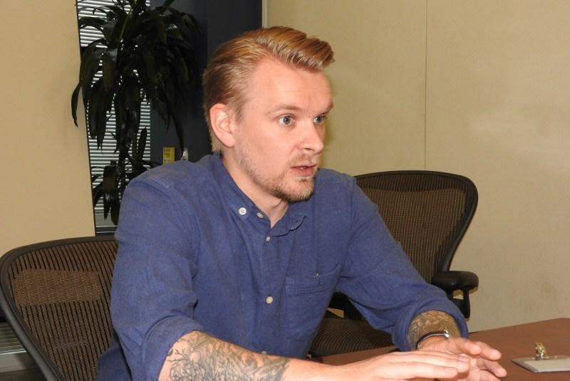 Daniel Berlin of EA DICE is lead designer on Battlefield 1.