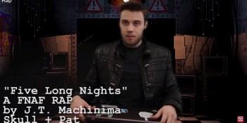 YouTube Gaming is awash in gaming rap videos