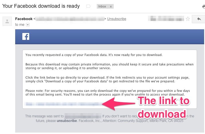 for-me-it-took-10-minutes-before-my-download-was-ready-an-email-came-to-my-inbox-with-a-link-to-download-the-information-it-does-expire-though-so-you-need-to-download-your-data-soon-after