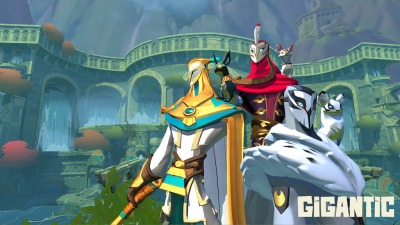 Perfect World is putting Xbox One multiplayer battler