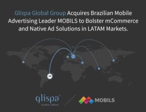 Glispa acquires Mobils.