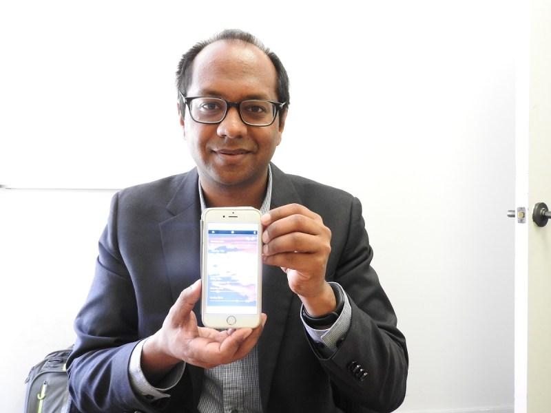 Sameer Kumar, cofounder of HabitAware