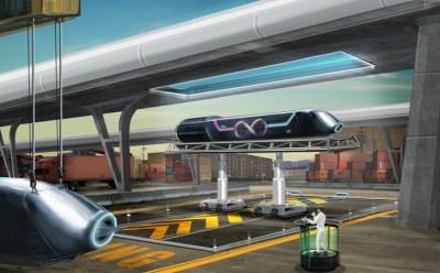hyperloop technologies raises 80 million for friction free trains