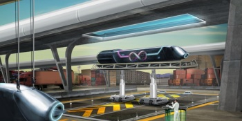 Hyperloop One gets an investment from Russia's sovereign fund