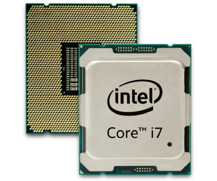 The Intel Core i7 processor Extreme Edition has up to 10 cores.