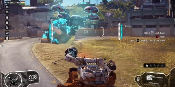 Hands-on with the zany Just Cause 3: Mech Land Assault DLC