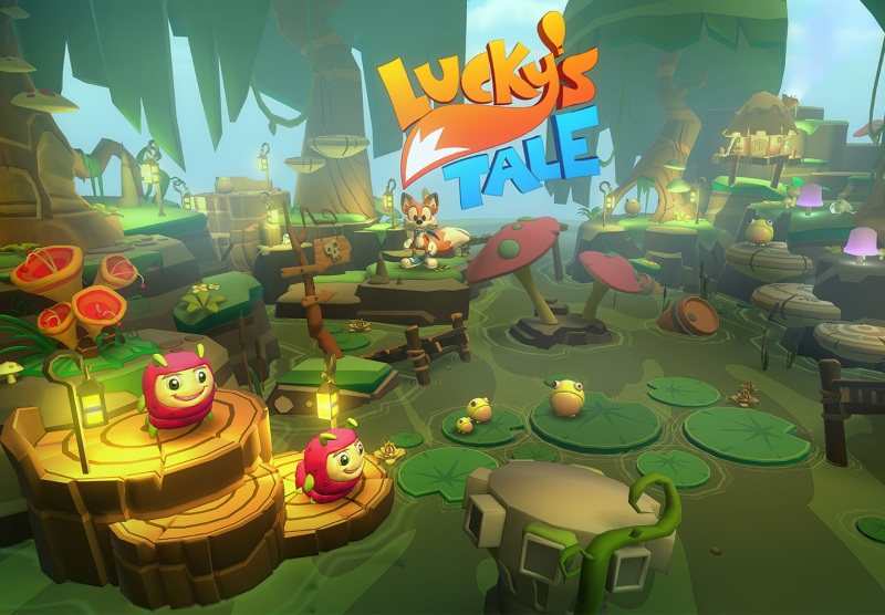 Lucky's Tale is the first VR title from Playful.