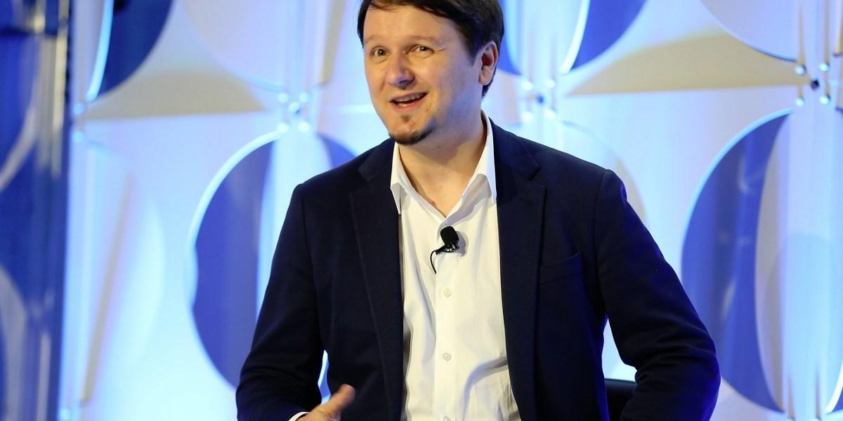 Mihai Pohontu, CEO of Amber.