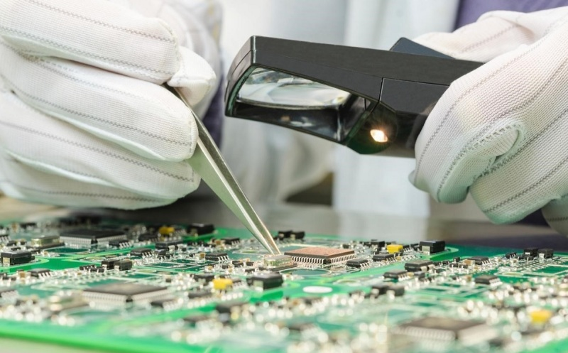 Chips require precision manufacturing and assembly.