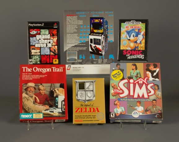 Image result for he World Video Game Hall of Fame names the inductees for 2016