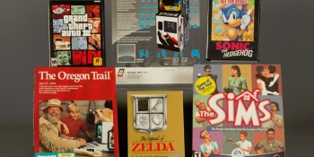 The Legend of Zelda, Space Invaders, and Sonic highlight World Video Game Hall of Fame's 2016 inductees