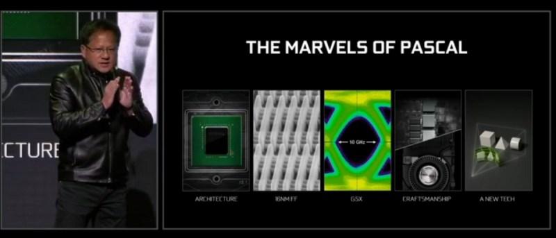 Nvidia's Pascal architecture