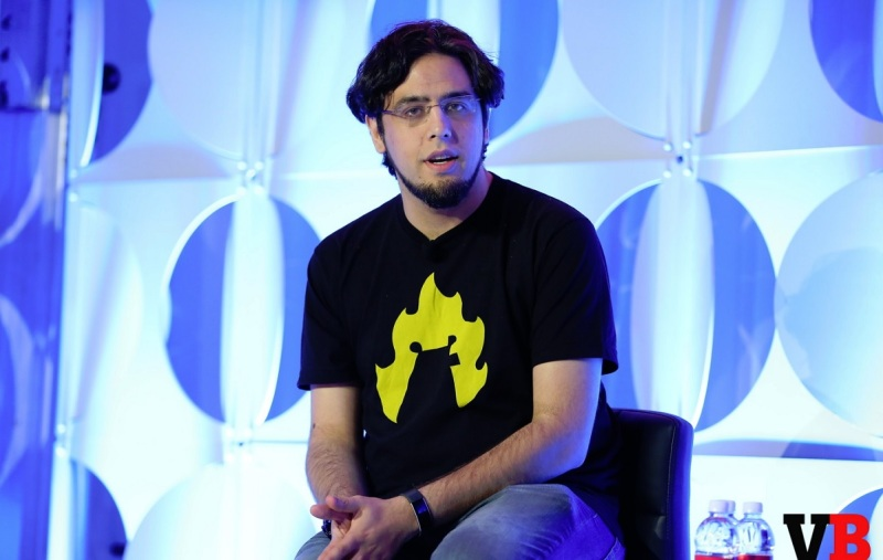 Rami Ismail, cofounder of Vlambeer and maker of games like Nuclear Throne.