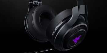 Razer's Man O' War wireless gaming headset is great for its price