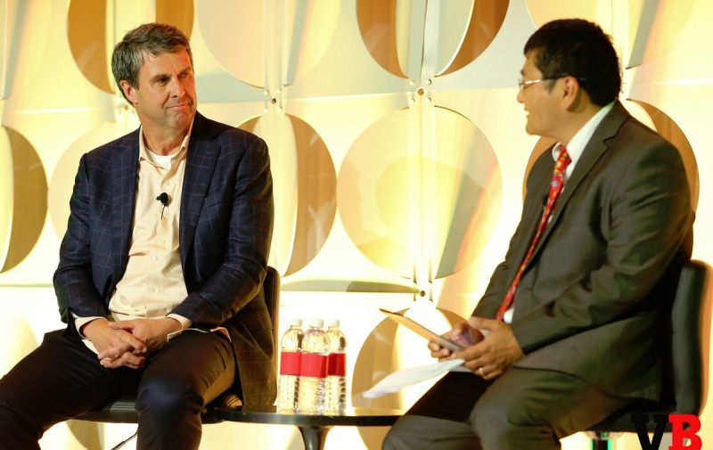 Robbie Bach, former chief Xbox officer of Microsoft, talks with Dean Takahashi of GamesBeat.