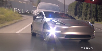Elon Musk says you'll be able to decide who can use your self-driving Tesla