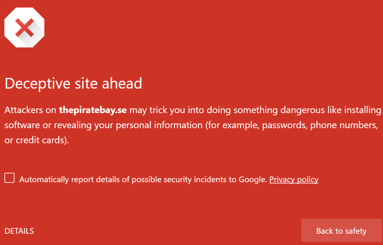 the_pirate_bay_chrome_warning