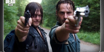 Topps will create The Walking Dead digital and physical trading cards