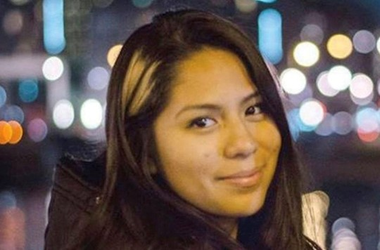Nohemi Gonzalez of the United States, 23, who was killed by suspected Islamic State militants as part of a coordinated assault in Paris, in which 132 people were killed and more than 300 were wounded, is seen in this undated photo. Via Social Media Website