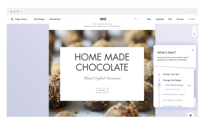 Wix launches automated web design service built on artificial