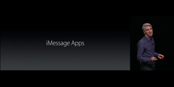 Apple's response to the chatbot craze doesn't involve any chatbots