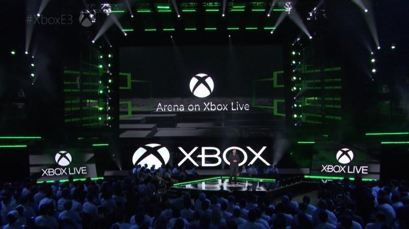 Arena on Xbox Live E3 2016