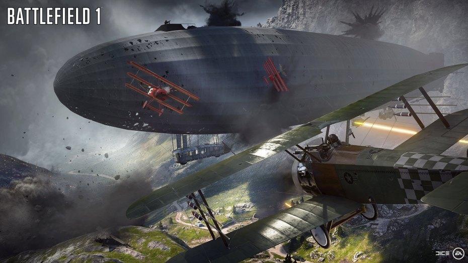 Battlefield 1 E3 2016 official