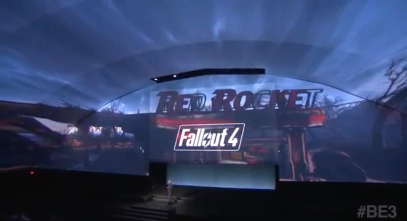 Bethesda VR Fallout 4 E3 2016