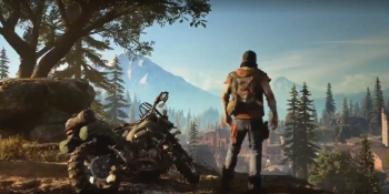 Days Gone puts you into the saddle of a postapocalyptic biker bounty hunter