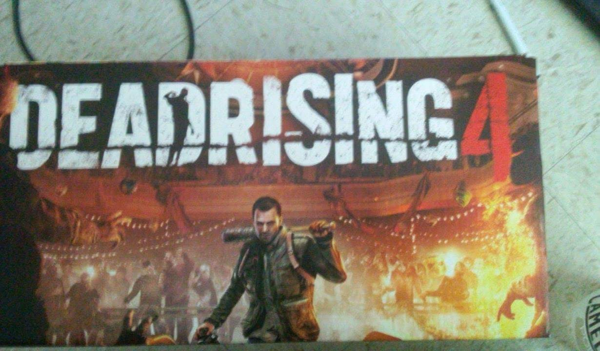 Dead Rising 3 was a popular Xbox One launch game, and Dead Rising 4 makes a lot of sense.