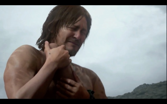 Death Stranding E3 2016 01