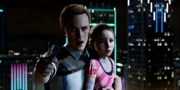 Quantic Dream shows intense hostage scene from Detroit: Become Human