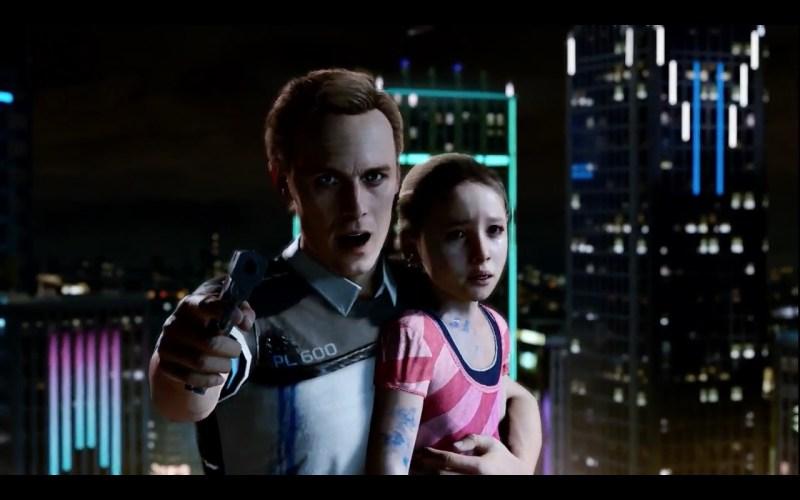 Detroit Become Human E3 2016 01