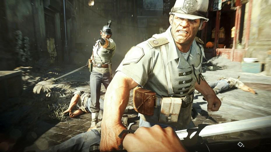 Dishonored 2 E3 2016 Combat