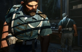 Dishonored 2 E3 2016 Guards
