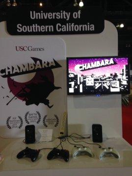 E3 2016: Chambara exhibit