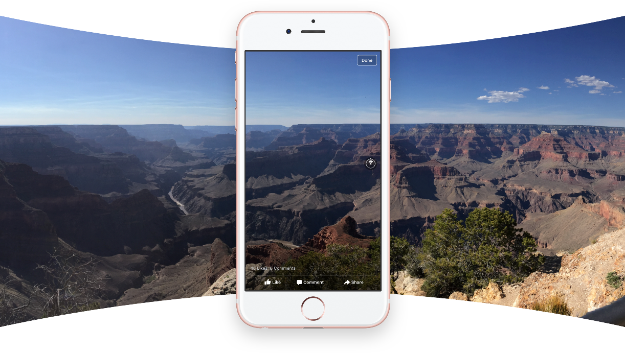 Messenger gets HD videos, 360-degree Photos
