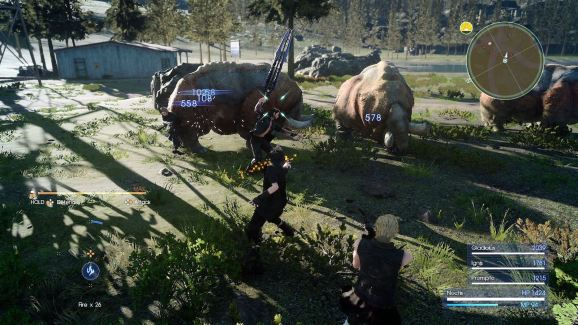 Square Enix Taps Mobile Strike Maker MZ To Create Final Fantasy XV - Create invoice app square enix online store