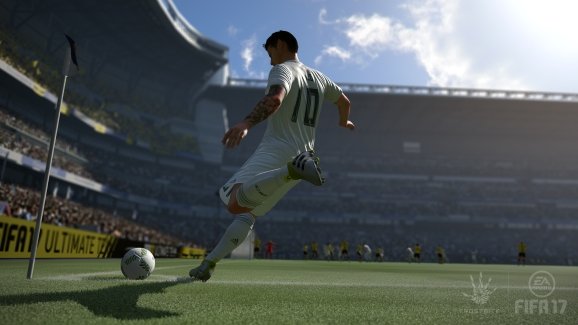 FIFA 17 E3 2016 - James Corner